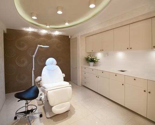 חדר טיפולים ד'ר שבשין